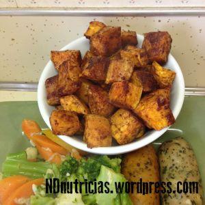 roasted sweet potatoes4