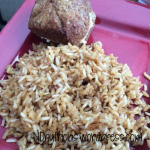 garlic brown rice2
