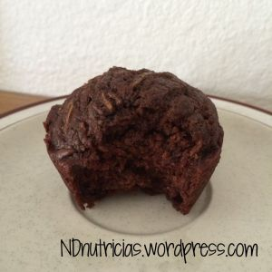 chocolate zucchini muffins3